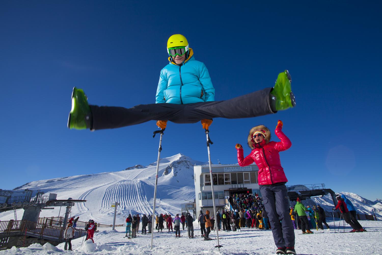 חופשת סקי בצרפת
