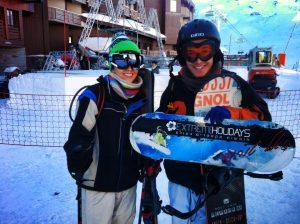חבילות סקי בצרפת